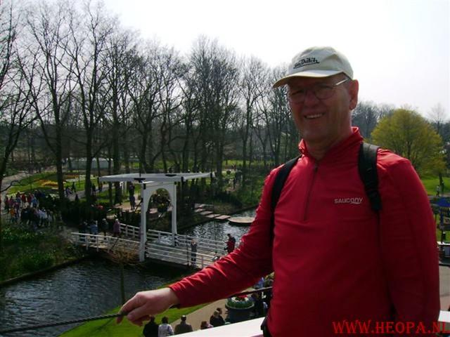 Lissen  Keukenhof 31-03-2007 30 km (40)