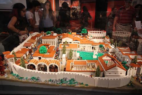 LEGO Pompeii