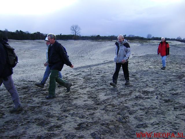 Baarn 40 Km    22-11-2008 (66)