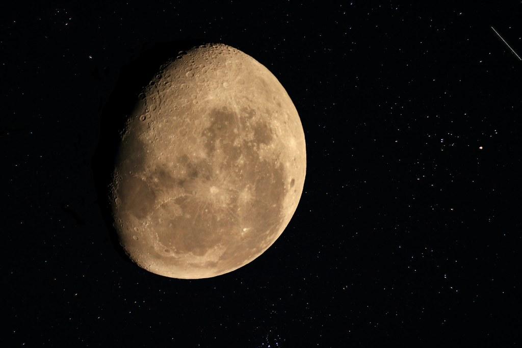 A big ball of stardust