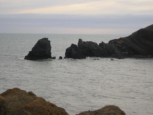 Roques emergents - Cap d'Agde