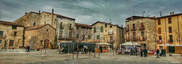 Besalú, poble medieval