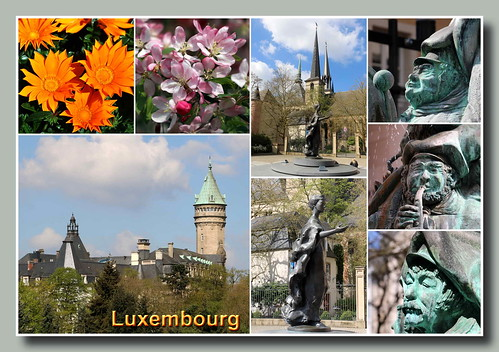 Stadt Luxemburg - Ville de Luxembourg | by p_jp55 (Jean-Paul)