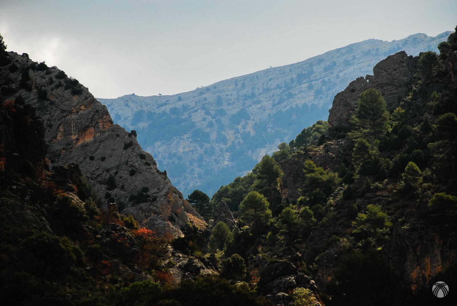 Sierra Seca enfrente