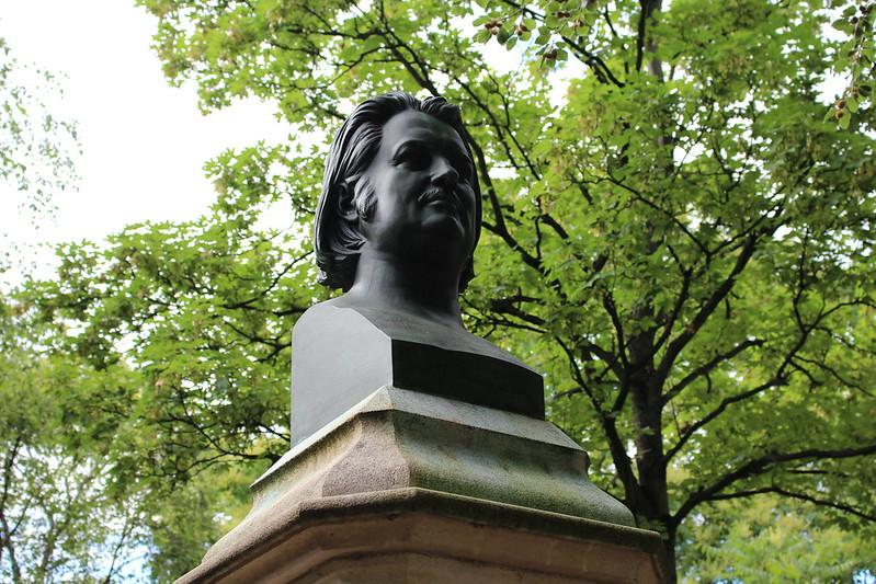 Tombe d'Honoré de Balzac - Cimetière du Père Lachaise