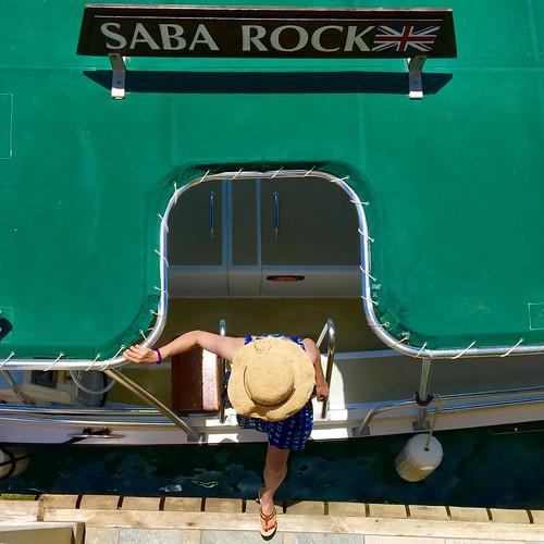 Saba Rock BVI Shuttle