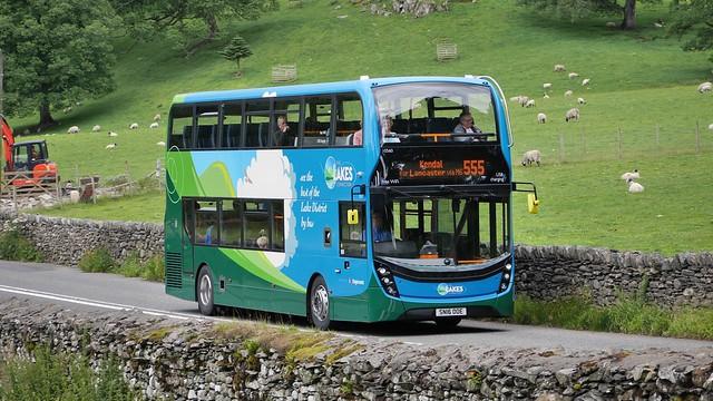 Stagecoach Cumbria 10560 (SN16OOE)