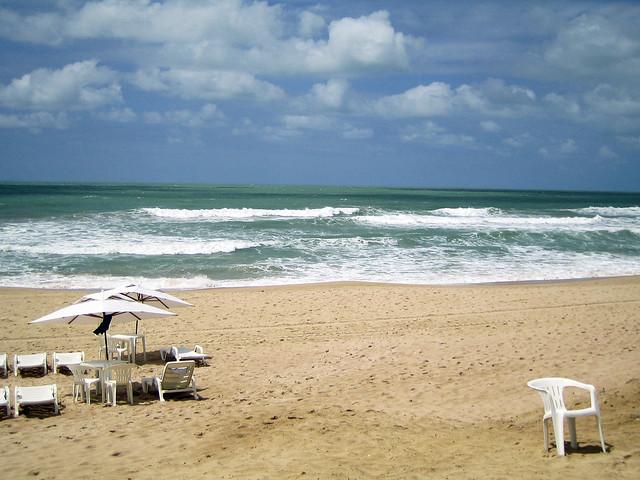 Atlantic Ocean - Pernambuco coast, Brazil