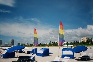 Gay Flags South Beach | by Phillip Pessar