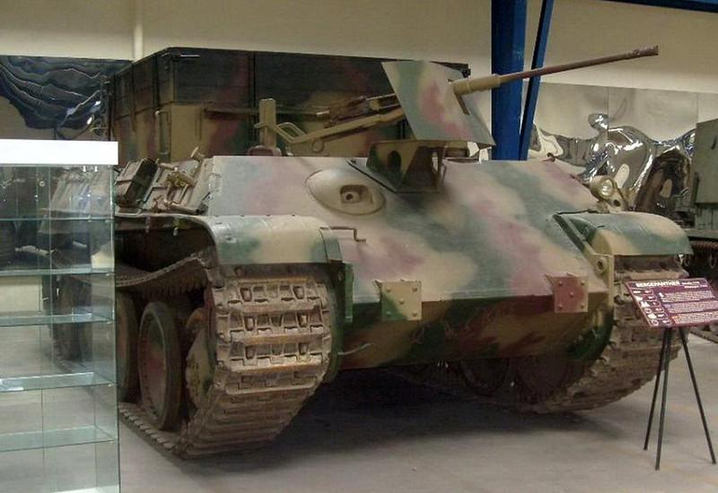 SdKfz 179 - Mountain Armored Car (4)