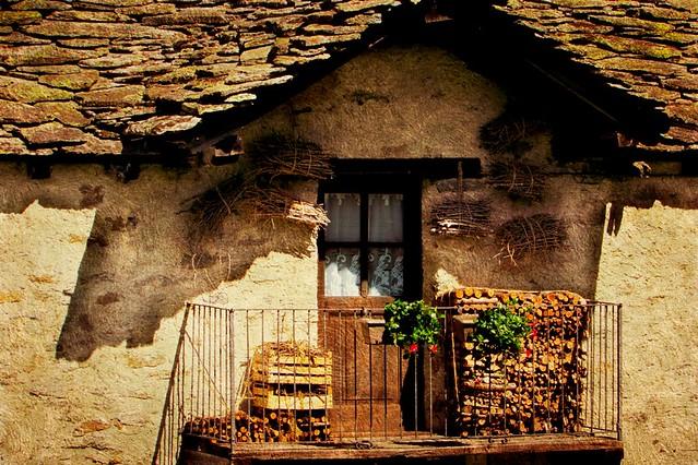 La casa del nonno ...the grandfather's house ...