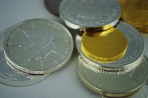 Sprott Gold and Silver Coins | by sprottmoney