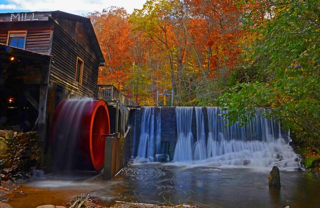 Skeenah Creek Mill