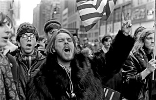 Anti Viet Nam Rally NYC 1968 -R118-6 | by Winston J.Vargas