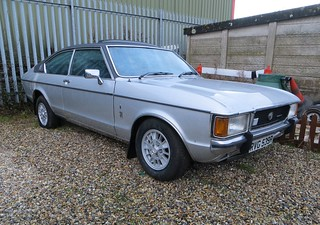 1977 Ford Granada Ghia 3.0 Coupe | by Spottedlaurel