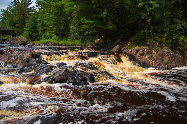 Amnicon State Park, WI