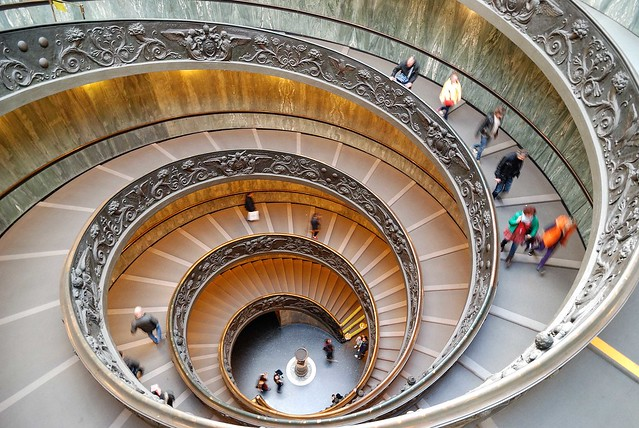 stair- Tiny Music... Songs from the Vatican Gift Shop