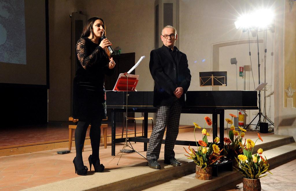 ACCADEMIA MUSICALE DELL'ANNUNCIATA DI ABBIATEGRASSO (STAGIONE 2013-2014) -CONCERTO DEI TUTOR DELL'ACCADEMIA- 4° CONCERTO 21 MARZO 2014  Foto A. Artusa