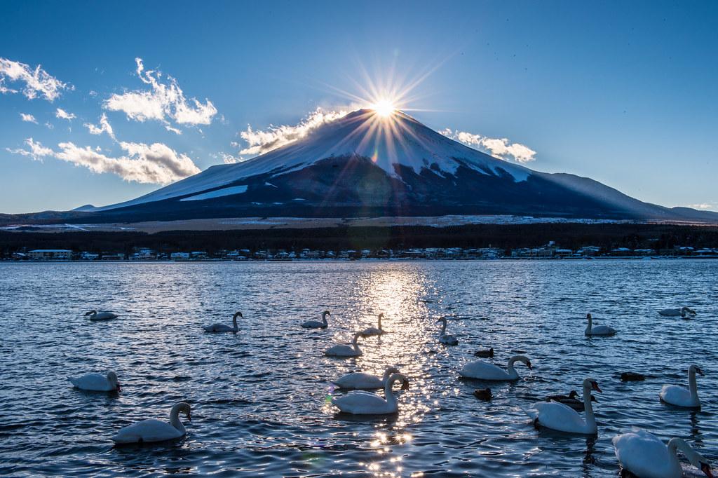 2015 Lake Yamanaka Diamond Fuji