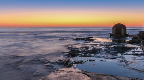 longexposure sunrise pumphouse newcastlebaths