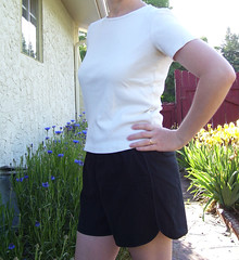 City Gym Shorts by mahlicadesigns