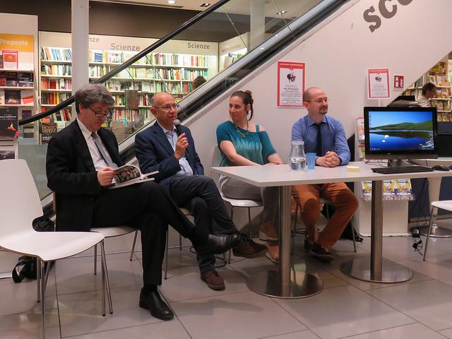 2016 - IBS+Libraccio Firenze - Andrea Sani e Giovanni Vitali presentano la serie Herr Kompositor