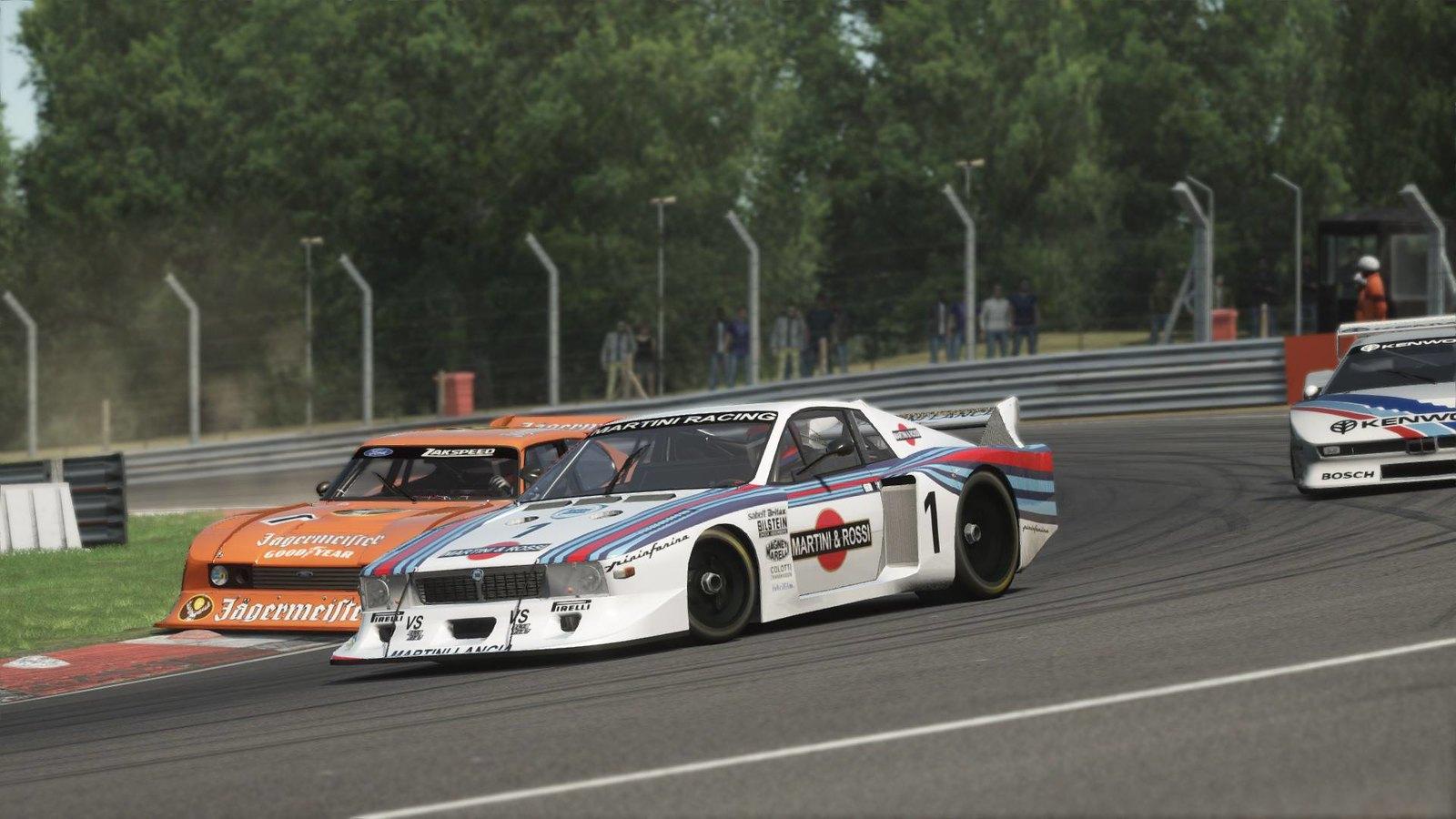 Assetto Corsa DRM Gruppe 5