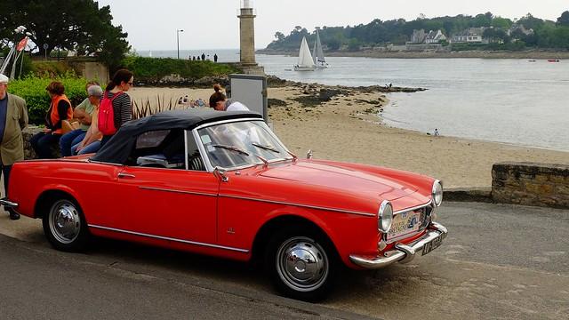 FIAT 1500 118H cabriolet 1963