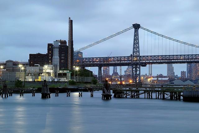 Industrie Williamsburg New York
