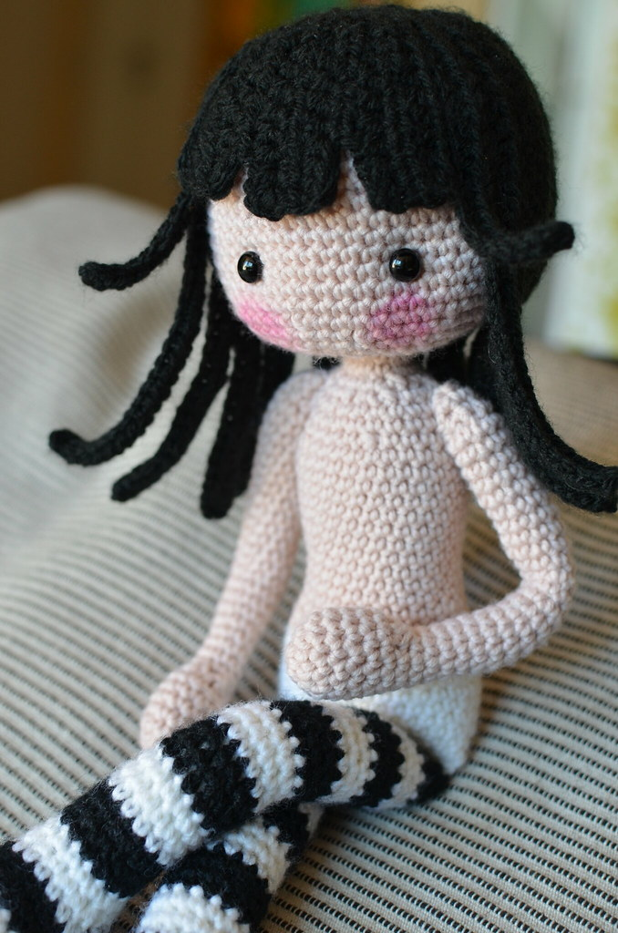 Ravelry: My Little Crochet Doll - Gorjuss pattern by Betty Virago ... | 1024x678