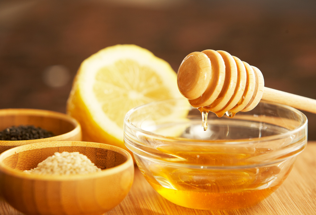 Image result for lemon and honey