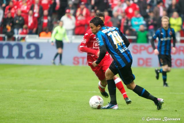 Standard - Club Brugge: 2-4