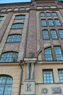 Ångkvarnens fasad.