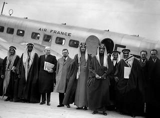 SAUDI ARABIA-PRINCE FAISAL IBN ABDUL AL SAUD