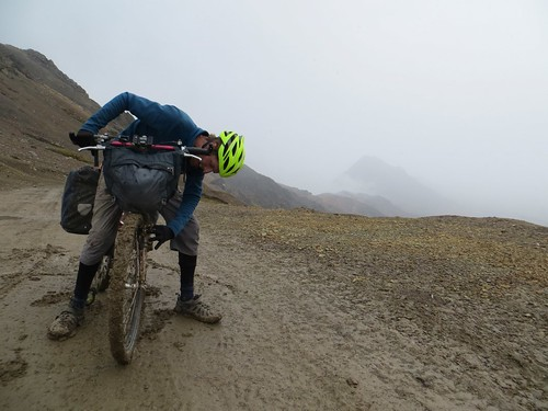 On Punta Caudalosa Chica (4990m) | by Pikes On Bikes