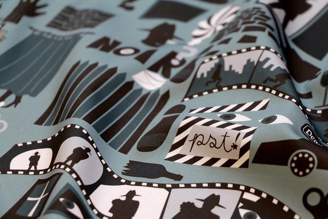 Film Noir Design Challenge Top Ten Winner: Strange_Encounters by cwdesign