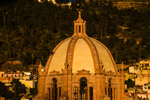 sunset mexico cathedral dome zacatecas settingsun churchdome zacatecasmexico tedmcgrath worldmonumentsfund tedsphotos