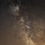 Milky Way Tail in Arezzo