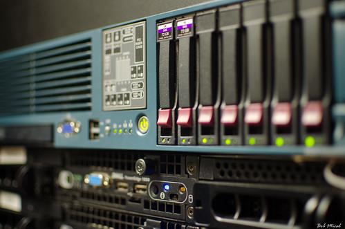Data Center | by Bob Mical