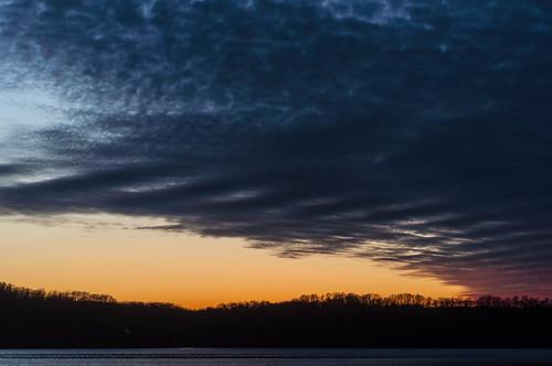 clouds dusk susquehanna susquehannariver conowingodam conowingohydroelectricplant apocalypticlouds
