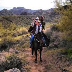 Camera time. #CallistoMorgans #CoffeeKen #mountains #trailriding #trails #arizona #saltriver #visitmesa #wildernessquest #greatoutdoors #mountains #nature #dessert