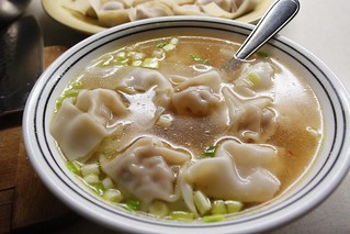 Wonton Soup | by Madchuckles
