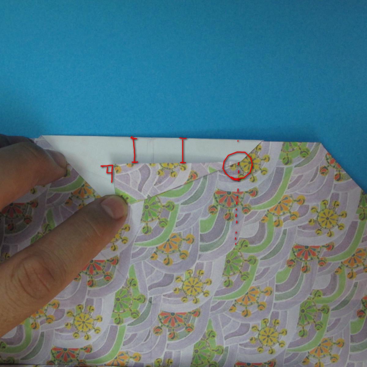 สอนวิธีพับกระดาษเป็นช้าง (แบบของ Fumiaki Kawahata) 026
