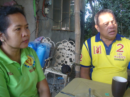 diaryongtagalog with plaridel konsehal ver alejo and wife
