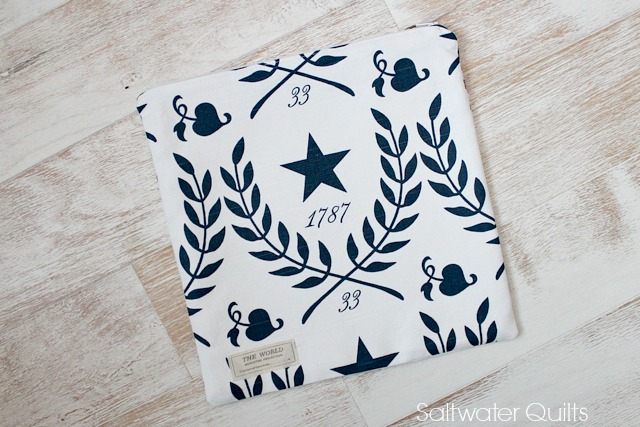 Star Zipper Bag