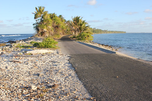 Landscape, Tuvalu, 2011. Photo: DFAT | by DFAT photo library