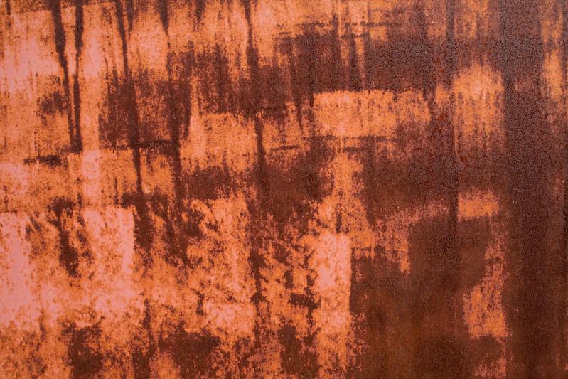 84 Rusty Color Metal texture - 22 # texturepalace