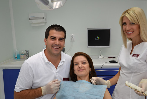 Dentaprime dentist with patient | by dentaprime