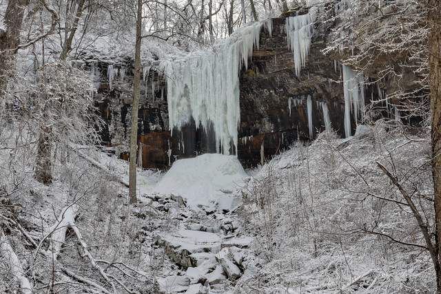 Wildcat Falls, White County, Tennessee 6
