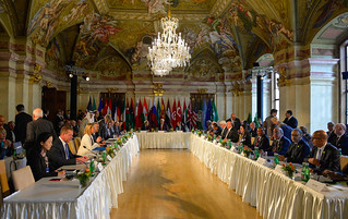 Ministerial meeting for Libya in Vienna | by European External Action Service - EEAS